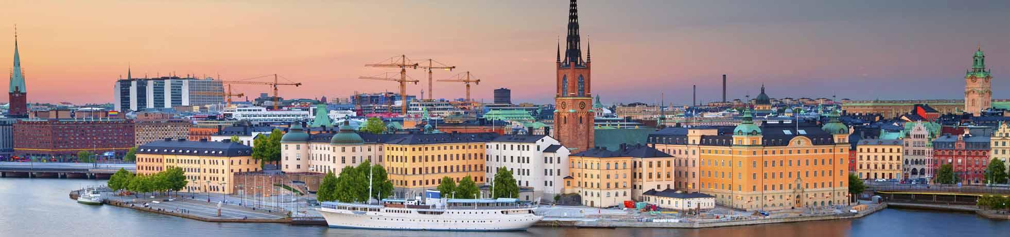Stockholm, Sweden landscape