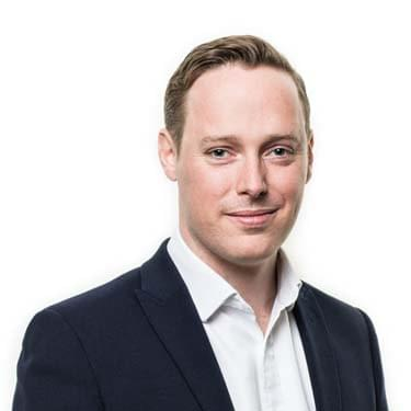 Alexander Goodwille Chief Executive Officer headshot