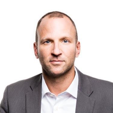 Daniel Sonnenberg Financial Controller headshot