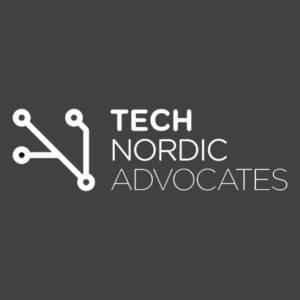 Tech nordic advocates logo