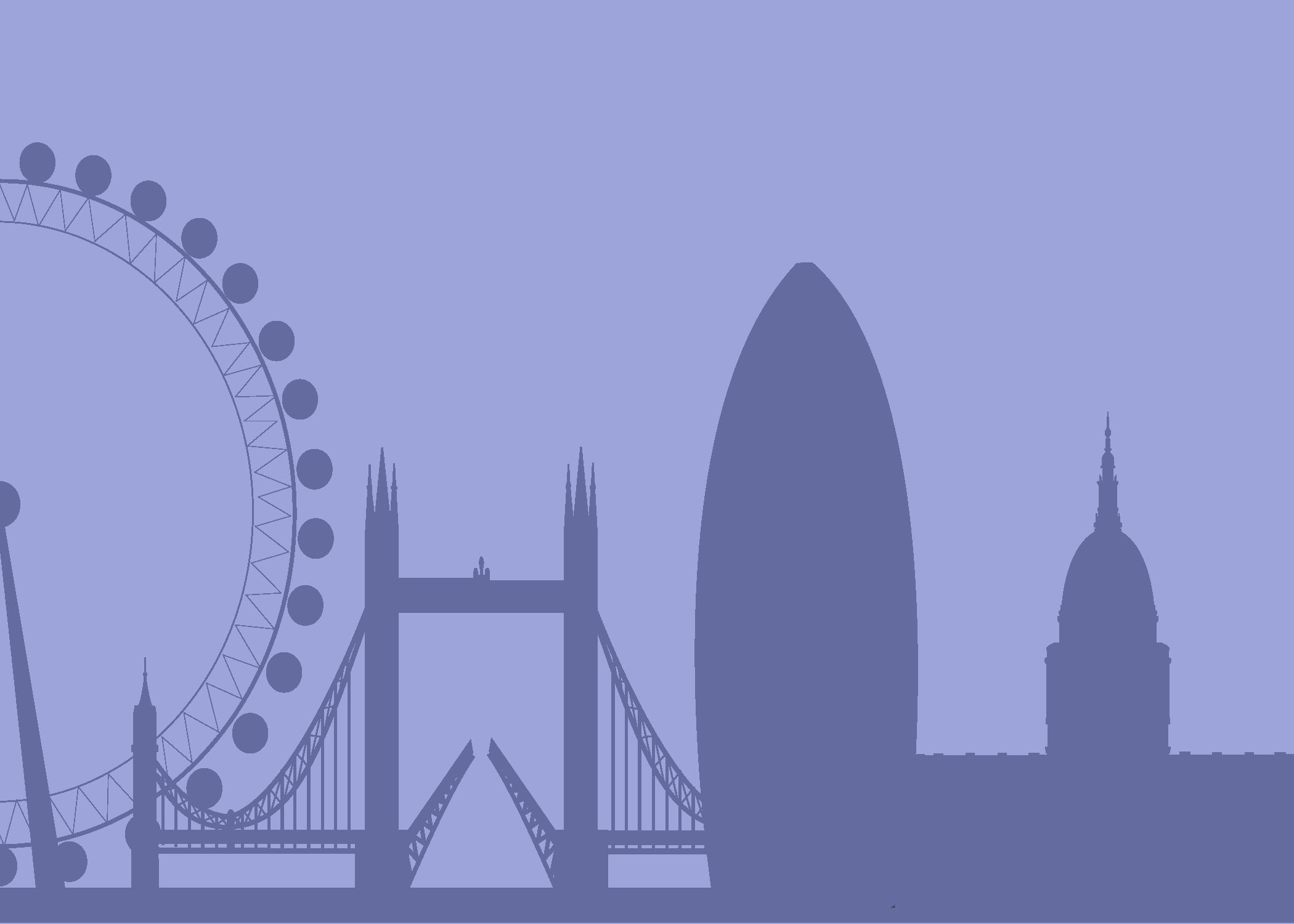 London skyline tower bridge big ben