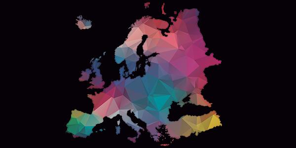 business culture europe map uk germany sweden denmark