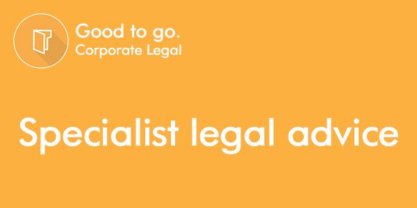corporate legal specialist legal advice uk company