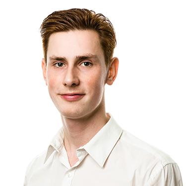 Tore Frederiksen PIU Trainee