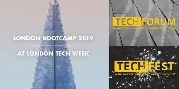 London Bootcamp Event London Tech Week