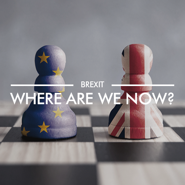 Brexit UK EU chess markers
