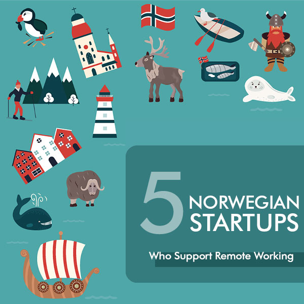 5 Norwegian Tech Startups
