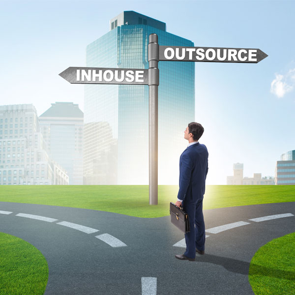 Inhouse or outsource?