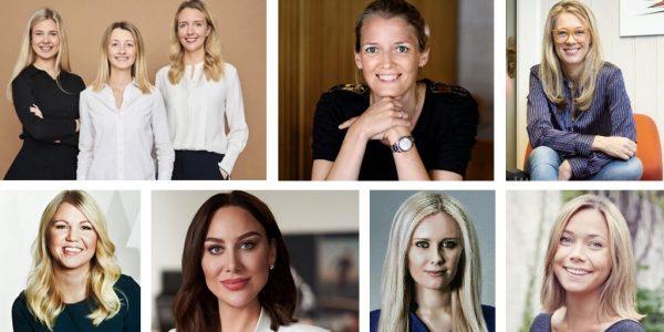 Nordic Women in Tech to watch